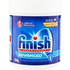 Lava Louças em Pó Finish Powder 450g