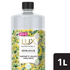 Sabonete Líquido para as Mãos Erva-Doce Lux Botanicals 1L