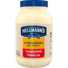 Maionese Hellmanns 657g