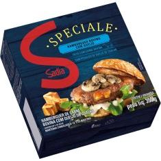 Hambúrguer Bovino com Queijo Speciale Sadia 175g