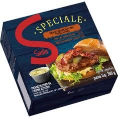 Hambúrguer Bovino Tradicional Speciale Sadia 175g