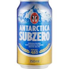 Cerveja Pilsen Sub Zero 350ml