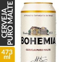 Cerveja Pilsen Bohemia 473ml