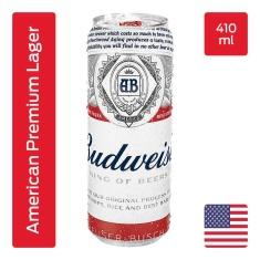 Cerveja Premium Budweiser 410ml