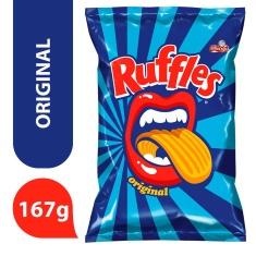 Batata Ruffles Original 167g