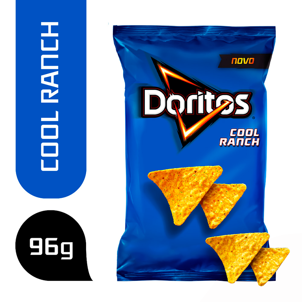 Salgadinho Doritos Cool Ranch 96g