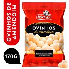 Ovinhos de Amendoim Elma Chips 170g