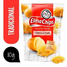 Batata Palha Na Mesa Elma Chips 110g