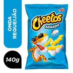Salgadinho Onda Requeijão Cheetos 140g