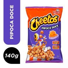 Pipoca Doce Caramelizada Cheetos 140g