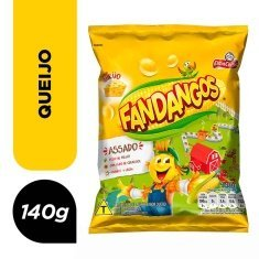 Salgadinho Queijo Fandangos Elma Chips 140g
