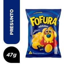 Salgadinho Fofura Jr Presunto 47g