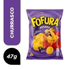 Salgadinho Fofura Jr Churrasco 47g