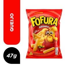 Salgadinho Fofura Jr Queijo 47g