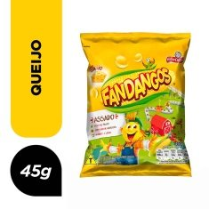 Salgadinho Fandangos Queijo Elma Chips 45g