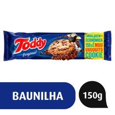 Cookies Sabor Baunilha Toddy 150g
