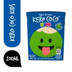 Água de Coco Kero Coco Kids 200ml