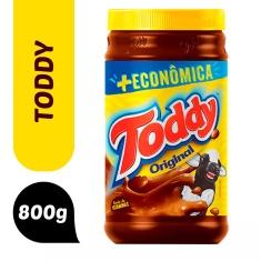 Achocolatado em Pó Toddy 800g