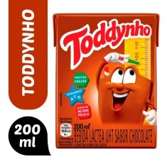 Bebida Láctea Toddynho 200ml
