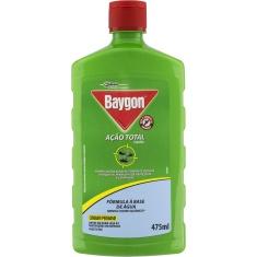Inseticida Líquido Ação Total Base Água Baygon 475ml