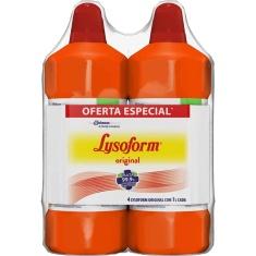 Desinfetante Bruto Of Especial Lysoform 4x1L
