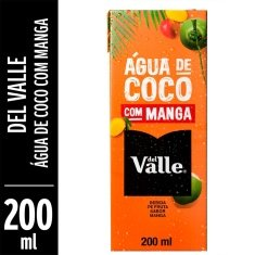 Água de Coco com Manga Del Valle 200ml