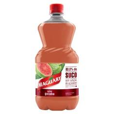 Bebida de Fruta Sabor Goiaba Maguary 900ml