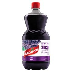 Bebida de Fruta Sabor Uva Maguary 900ml