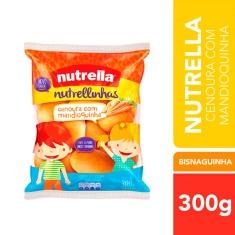 Bisnaguinha Cenoura com Mandioquinha Nutrella 300g