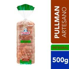 Pão de Forma Integral Artesano Pullman 500g