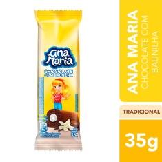 Bolinho Chocolate com Baunilha Ana Maria 35g