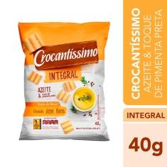 Snack Integral Azeite Crocantíssimo Pullman 40g