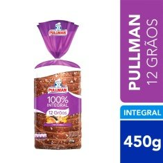 Pão de Forma 12 Grãos Vitagrão Pullman 450g