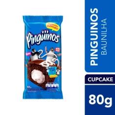 Bolinho Pinguinos 80g
