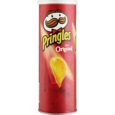 Batata Original Pringles 114g