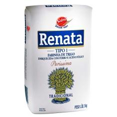 Farinha de Trigo Especial Renata 1kg