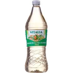 Vinagre de Álcool Colorido Vitalia 750ml