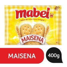 Biscoito Maisena Mabel 400g