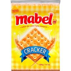 Biscoito Cream Cracker Mabel 400g