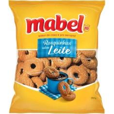 Biscoito Rosca de Leite Mabel 350g