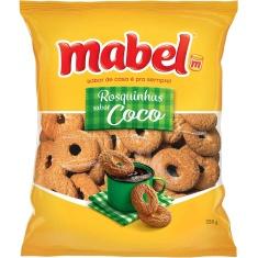Biscoito Rosca de Coco Mabel 350g