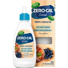 Adoçante Líquido Zero Açúcar Eritritol Zero Cal 65ml