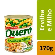 Ervilha com Milho Quero 170g