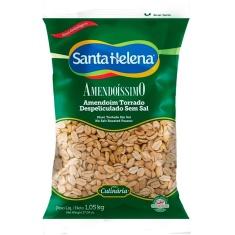 Amendoíssimo sem Pele Santa Helena 1,05kg