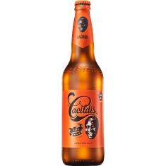 Cerveja Puro Malte Cacildis 600ml