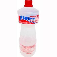 Álcool Líquido Flops 70% 1L