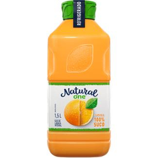 Suco Integral de Laranja Refrigerado Natural One 1,5L