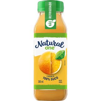 Suco de Laranja Special Blend Natural One 300ml