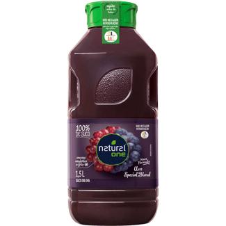 Suco de Uva Special Blend Ambiente Natural One 1,5L
