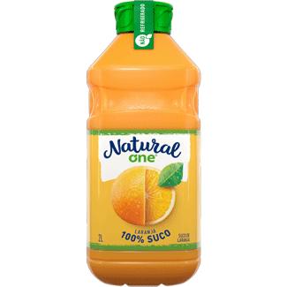 Suco de Laranja Natural One 2L